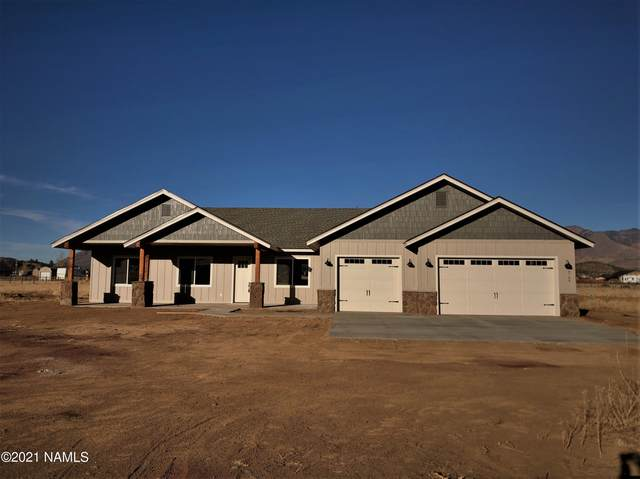 9784 Girard Rd Road, Flagstaff, AZ 86004 (MLS #187769) :: Keller Williams Arizona Living Realty