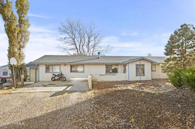 6270 Silver Saddle Road, Flagstaff, AZ 86004 (MLS #187770) :: Keller Williams Arizona Living Realty