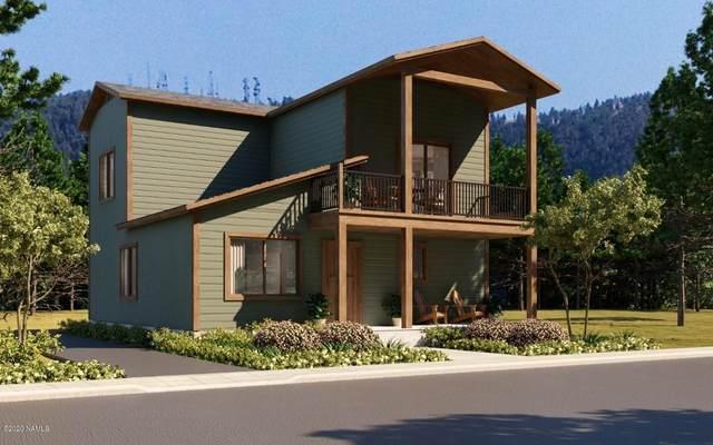 4966 Retreat Circle Lot 3, Flagstaff, AZ 86004 (MLS #179436) :: Keller Williams Arizona Living Realty