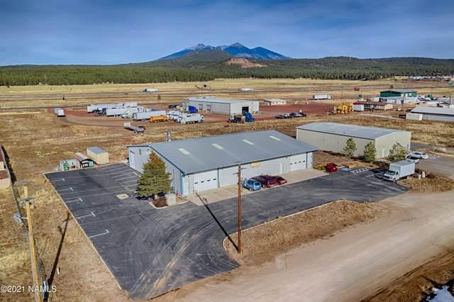 13700 W Volunteer Drive, Bellemont, AZ 86015 (MLS #181187) :: Keller Williams Arizona Living Realty