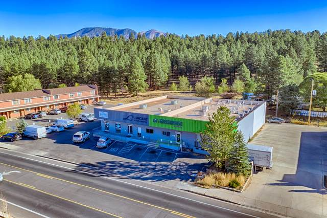 460 N Switzer Canyon Drive, Flagstaff, AZ 86001 (MLS #181242) :: Maison DeBlanc Real Estate