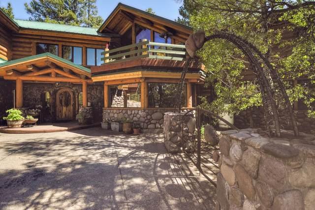 4690 Lake Mary Road, Flagstaff, AZ 86005 (MLS #181548) :: Keller Williams Arizona Living Realty
