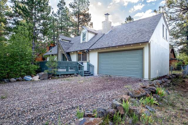 845 Caribou Road, Munds Park, AZ 86017 (MLS #182370) :: Keller Williams Arizona Living Realty