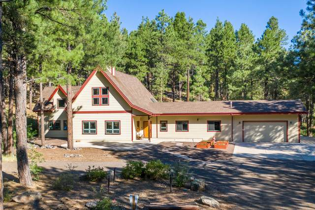2252 Constitution Boulevard, Flagstaff, AZ 86005 (MLS #182547) :: Keller Williams Arizona Living Realty
