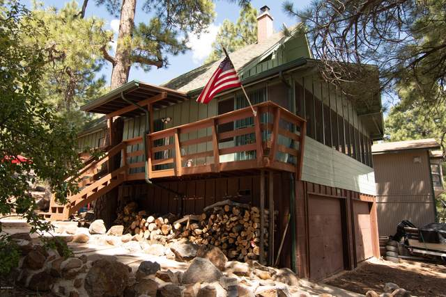 620 Turkey Trail, Munds Park, AZ 86017 (MLS #182660) :: Keller Williams Arizona Living Realty