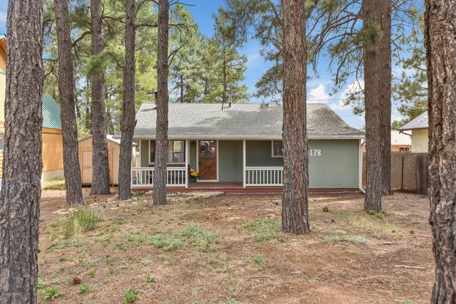 178 Comanche Street, Flagstaff, AZ 86005 (MLS #182703) :: Keller Williams Arizona Living Realty