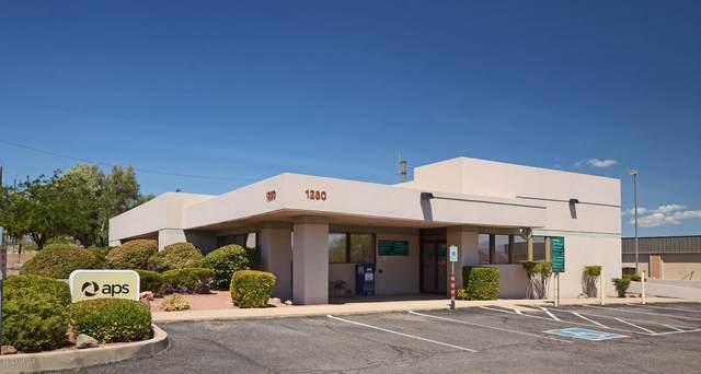 1250 E State Route 89A, Cottonwood, AZ 86326 (MLS #182733) :: Keller Williams Arizona Living Realty