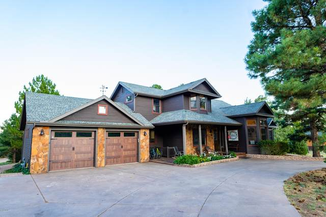11685 Glodia Drive, Flagstaff, AZ 86004 (MLS #182853) :: Keller Williams Arizona Living Realty