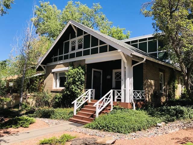 210 Dale Avenue, Flagstaff, AZ 86001 (MLS #182998) :: Keller Williams Arizona Living Realty