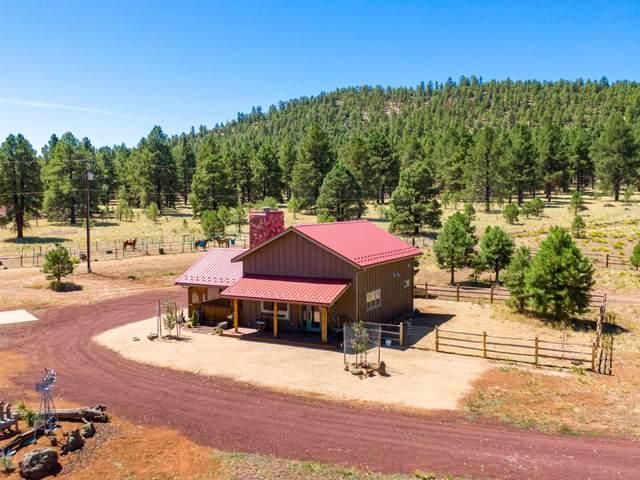 967 Appaloosa Trail, Williams, AZ 86046 (MLS #183018) :: Keller Williams Arizona Living Realty