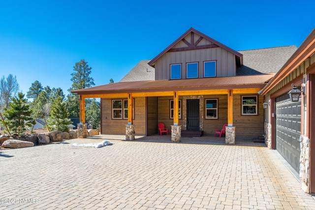 1140 Cactus Wren Circle, Munds Park, AZ 86017 (MLS #183105) :: Maison DeBlanc Real Estate