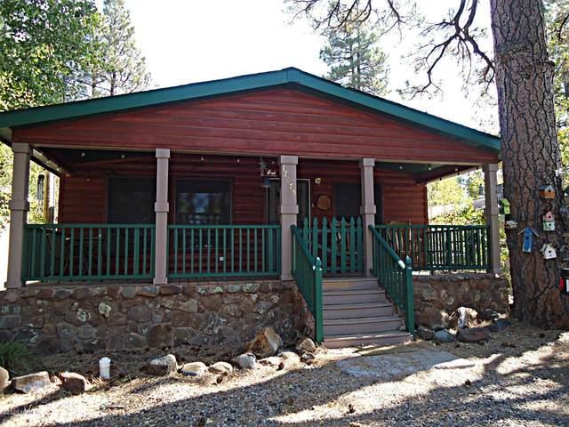 17075 Grizzly Ridge, Munds Park, AZ 86017 (MLS #183412) :: Maison DeBlanc Real Estate