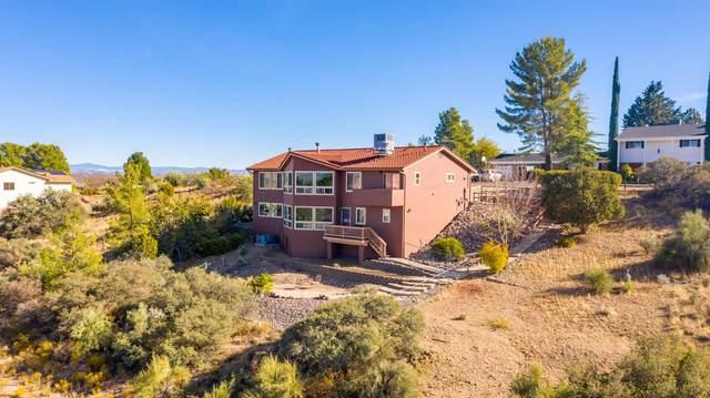 1626 Carpenter Lane, Cottonwood, AZ 86326 (MLS #183881) :: Keller Williams Arizona Living Realty