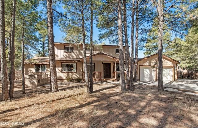 2699 Oakmont Drive, Flagstaff, AZ 86004 (MLS #184655) :: Flagstaff Real Estate Professionals