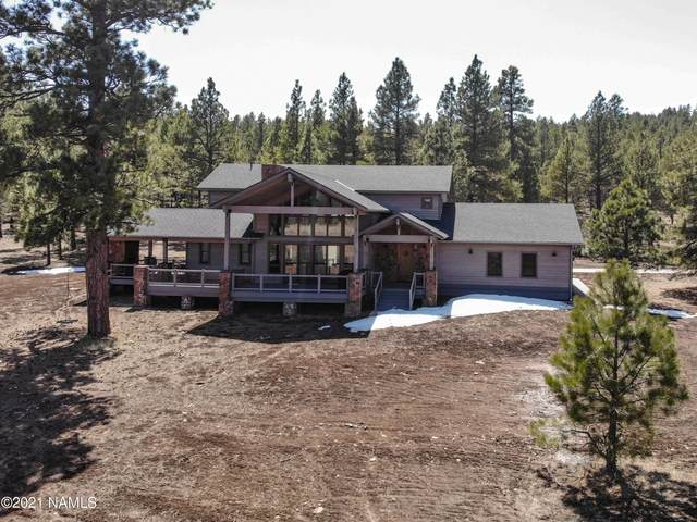 236 Dawn Circle, Munds Park, AZ 86017 (MLS #185014) :: Flagstaff Real Estate Professionals