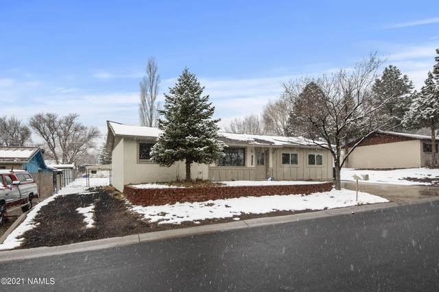 3265 Manor Road, Flagstaff, AZ 86004 (MLS #185055) :: Flagstaff Real Estate Professionals