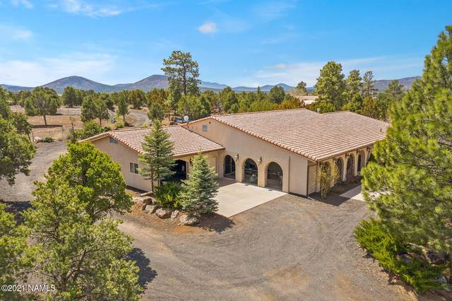 9665 Stagecoach Drive, Williams, AZ 86046 (MLS #185198) :: Flagstaff Real Estate Professionals
