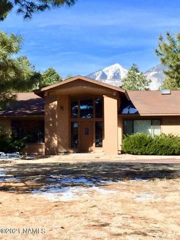 12340 Eagle Road, Flagstaff, AZ 86004 (MLS #185297) :: Keller Williams Arizona Living Realty