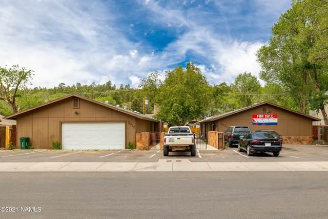 2017 N Center Street, Flagstaff, AZ 86004 (MLS #186020) :: Keller Williams Arizona Living Realty