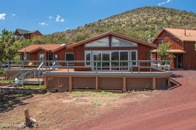 1495 Broken Arrow Drive, Williams, AZ 86046 (MLS #186906) :: Maison DeBlanc Real Estate