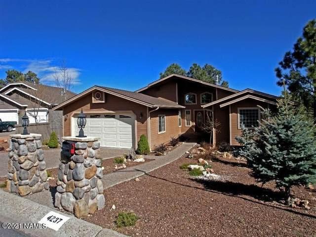 4237 Broken Rock Loop, Flagstaff, AZ 86004 (MLS #187282) :: Keller Williams Arizona Living Realty