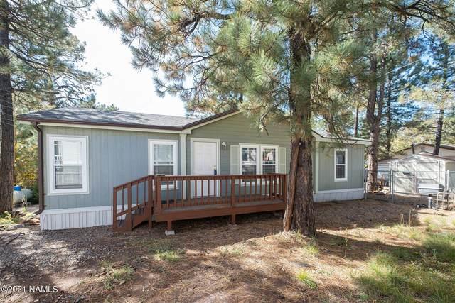 1100 Caribou Drive, Munds Park, AZ 86017 (MLS #187289) :: Keller Williams Arizona Living Realty