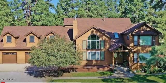 7731 Pine Canyon Drive, Flagstaff, AZ 86004 (MLS #187627) :: Flagstaff Real Estate Professionals