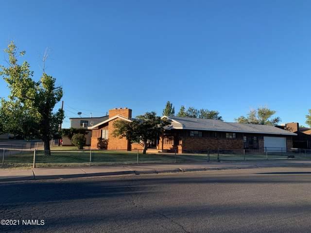 123 Mahoney Street, Winslow, AZ 86047 (MLS #187649) :: Flagstaff Real Estate Professionals