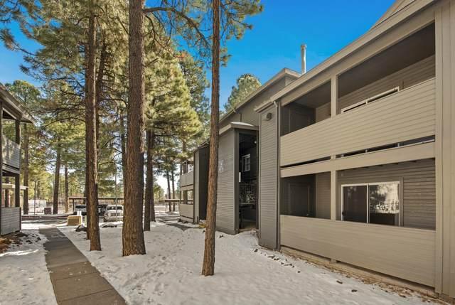 1185 University Avenue #215, Flagstaff, AZ 86001 (MLS #183795) :: Keller Williams Arizona Living Realty