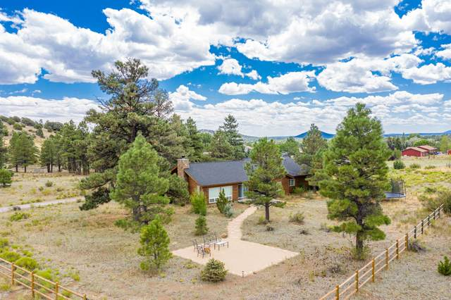 11555 Copeland Lane, Flagstaff, AZ 86004 (MLS #182607) :: Keller Williams Arizona Living Realty