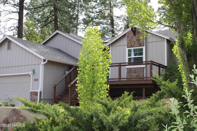 1675 University Heights Drive N, Flagstaff, AZ 86005 (MLS #185857) :: Keller Williams Arizona Living Realty