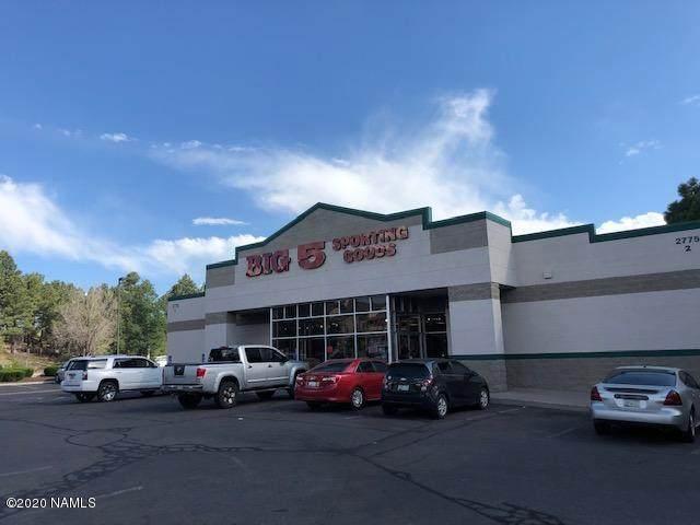 2775 S Woodlands Village Boulevard, Flagstaff, AZ 86001 (MLS #181755) :: Keller Williams Arizona Living Realty