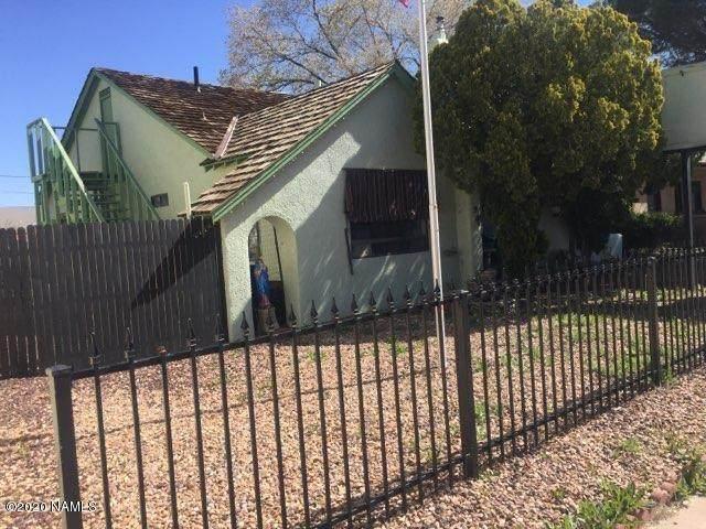 214 & 218 Hopi Drive, Holbrook, AZ 86025 (MLS #182207) :: Keller Williams Arizona Living Realty