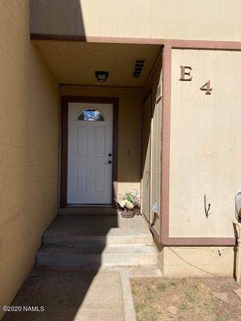3850 Fanning Drive E-4, Flagstaff, AZ 86004 (MLS #182676) :: Keller Williams Arizona Living Realty