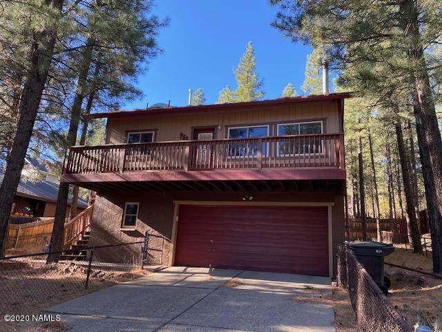 789 Canyon Terrace Drive, Flagstaff, AZ 86001 (MLS #183665) :: Maison DeBlanc Real Estate