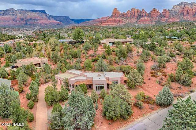 60 Painted Canyon Drive, Sedona, AZ 86336 (MLS #184334) :: Maison DeBlanc Real Estate