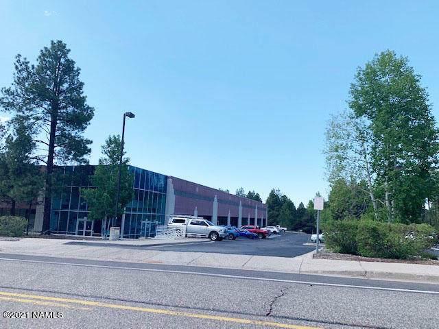 2901 W Shamrell Boulevard #100, Flagstaff, AZ 86005 (MLS #185100) :: Keller Williams Arizona Living Realty