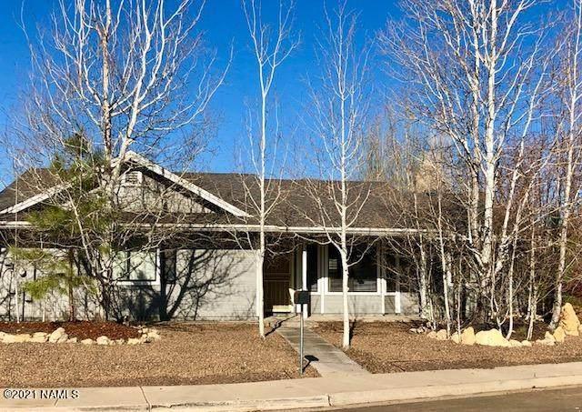2520 Walnut Creek Drive, Flagstaff, AZ 86004 (MLS #185227) :: Flagstaff Real Estate Professionals