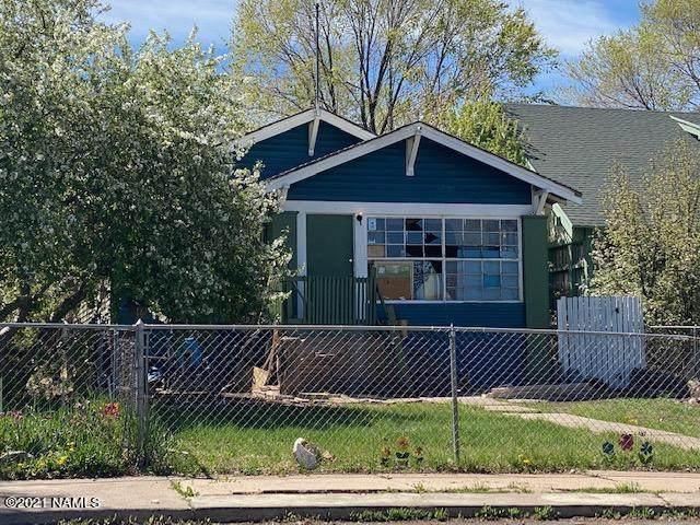 125 Grant Avenue, Williams, AZ 86046 (MLS #185578) :: Keller Williams Arizona Living Realty