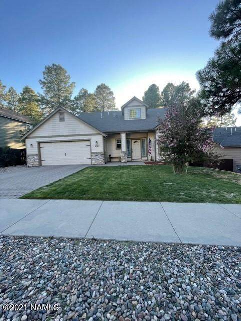 4743 House Rock Trail, Flagstaff, AZ 86005 (MLS #185677) :: Keller Williams Arizona Living Realty