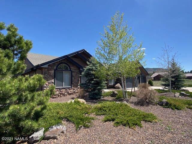 691 Torrey Pines Drive, Williams, AZ 86046 (MLS #185687) :: Keller Williams Arizona Living Realty