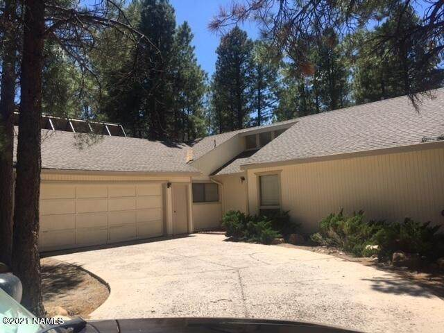 4701 Quail Valley Way, Flagstaff, AZ 86004 (MLS #186365) :: Keller Williams Arizona Living Realty