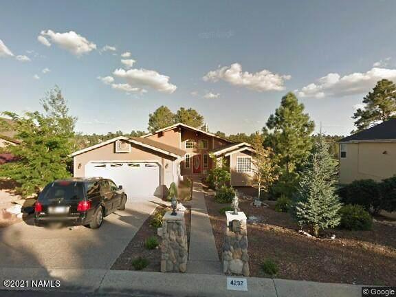 4237 Broken Rock Loop, Flagstaff, AZ 86004 (MLS #187282) :: Flagstaff Real Estate Professionals