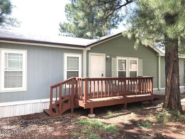 1100 Caribou Drive, Munds Park, AZ 86017 (MLS #187289) :: Flagstaff Real Estate Professionals