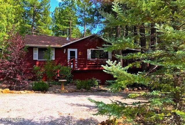 10 Lodge Drive, Munds Park, AZ 86017 (MLS #187396) :: Flagstaff Real Estate Professionals