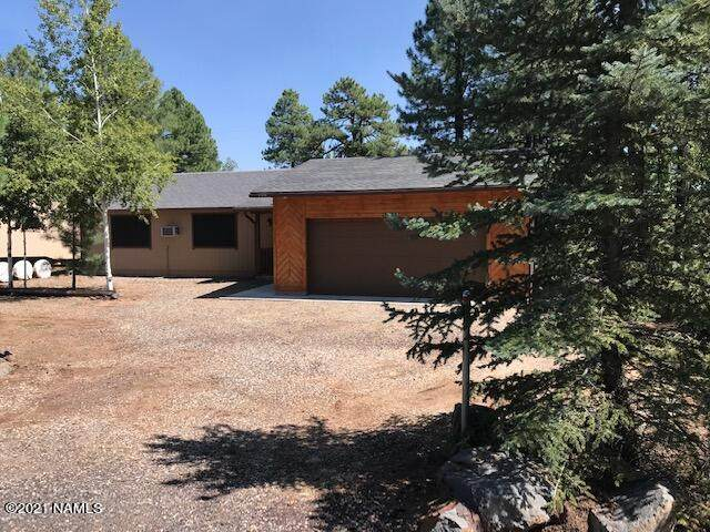 17325 Sequoia Drive, Munds Park, AZ 86017 (MLS #187515) :: Keller Williams Arizona Living Realty