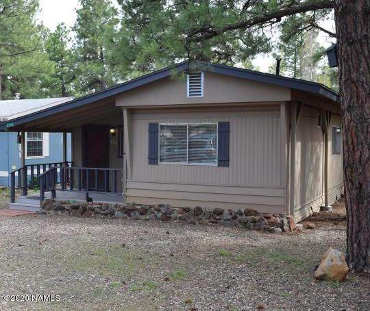 235 Oak Drive, Munds Park, AZ 86017 (MLS #182614) :: Keller Williams Arizona Living Realty
