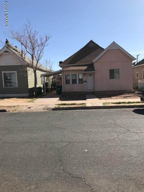 219 Fourth Street, Winslow, AZ 86047 (MLS #185196) :: Flagstaff Real Estate Professionals