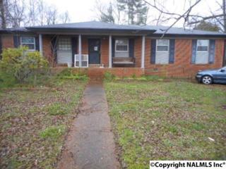 3708 Williamsburg Drive, Huntsville, AL 35810 (MLS #1067515) :: Amanda Howard Real Estate