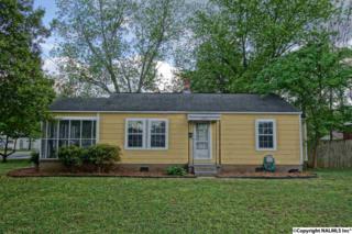 1222 Mccullough Avenue, Huntsville, AL 35801 (MLS #1069901) :: Amanda Howard Real Estate
